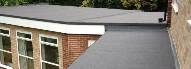flat roofing callidus roofing